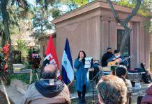 En el Aniversario del 42/19 rendimos homenaje a combatientes chilenos / FOTO / Cortesía