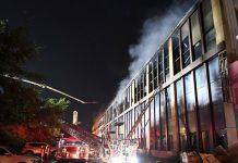 Foto: 15 muertos y 25 heridos en China por incendio en un almacén / Xinhua