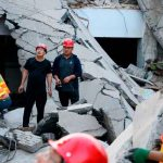 china, accidente, turismo, hoteles, derrumbe, muertos, heridos,
