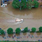 Foto: Al menos 33 los muertos y 8 los desaparecidos por inundaciones en China/Cortesía