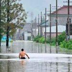 Suben a 71 las muertes por inundaciones en centro de China