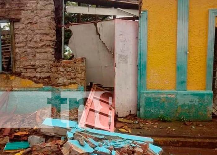 nicaragua, Chinandega, casa, 100 años, somotillo,