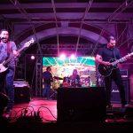 Banda de rock nicaragüense, CiCLO, en concierto