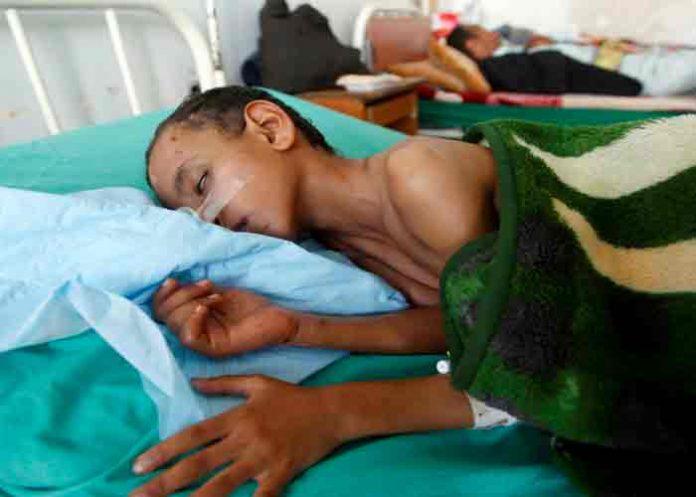 Brote de cólera en Nigeria suma 749 muertes