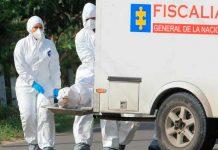 Agentes de la fiscalía encuentran cabeza humana envuelta en una sábana en Colombia
