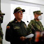 Miembros de la Policía colombiana