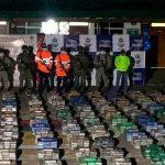 Foto: Incautan más de cinco toneladas de cocaína en Colombia/Cortesía