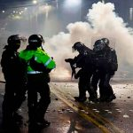 Foto: Denuncian represión a manifestantes en ciudades de Colombia/referencia