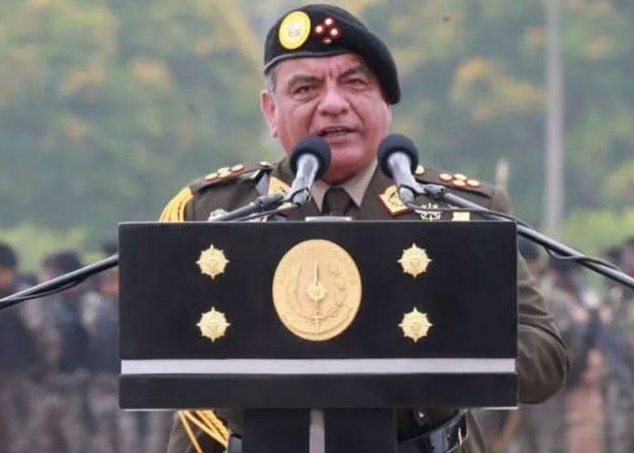 Foto: Dimite el jefe de comando de las Fuerzas Armadas de Perú / Referencia