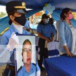Acto por relanzamiento de la Comisaría de la Mujer en Malpaisillo, León
