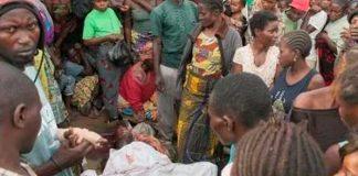 Masacran a civiles en el RDCongo