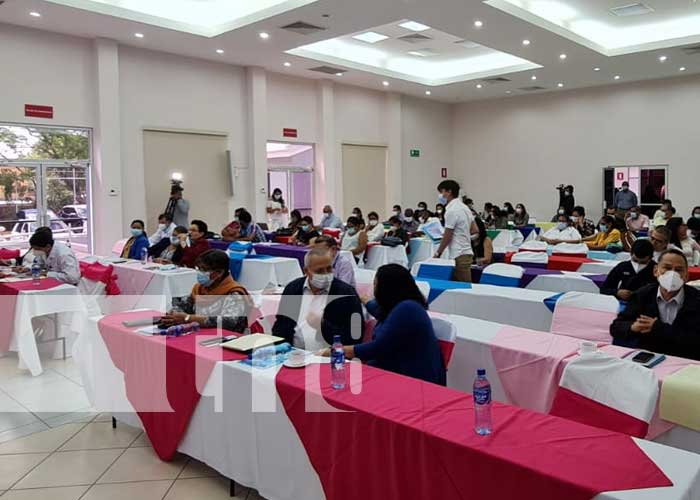 Congreso del Ministerio de Salud para reforzar conocimientos
