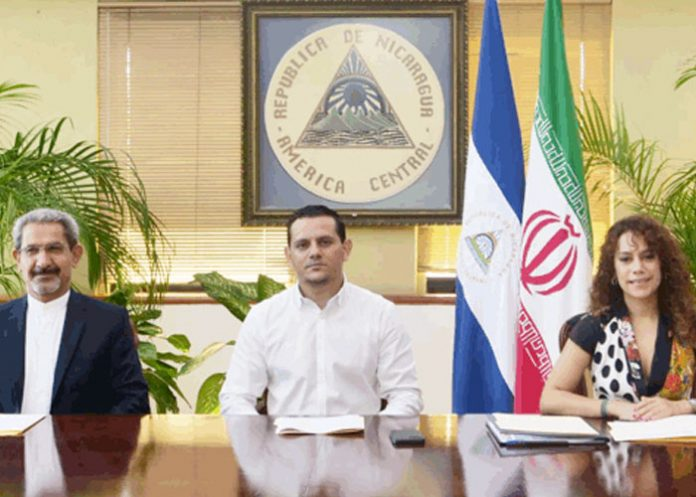 Foto: Radiotelevisión de Irán y Canal 6 firman acuerdo de cooperación / Referencia