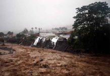 Costa Rica en alerta por las fuertes lluvias provocadas en las últimas horas