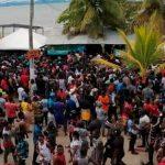 Declaran calamidad en municipio colombiano de Necoclí por crisis migratoria