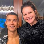Cristiano Ronaldo y su hermana Katia Aveiro
