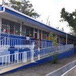 Foto: Obra de rehabilitación en Colegio República de Cuba / TN8