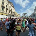 Foto: El Gobierno de Rusia exigió cesar la injerencia estadounidense en los asuntos internos de Cuba / Sputnik