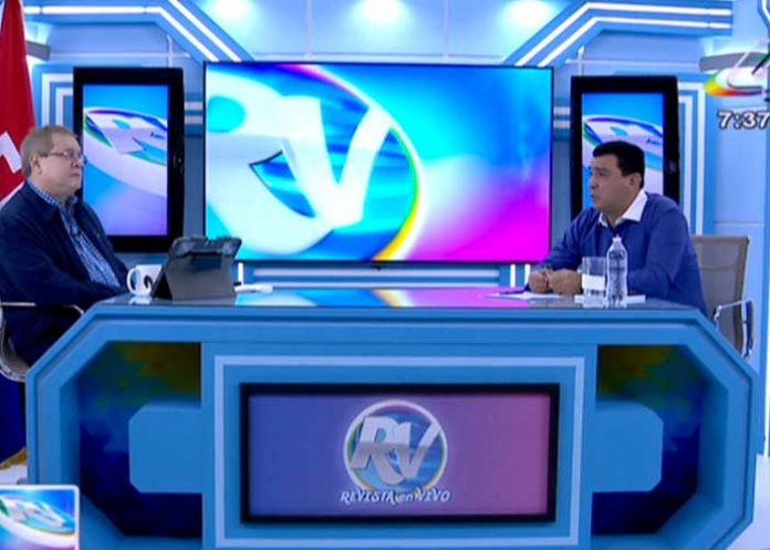 Entrevista al embajador de Cuba en Nicaragua, Juan Carlos Hernández