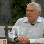 Foto: Gobierno de Cuba ofreció balance sobre la situación del país/TN8