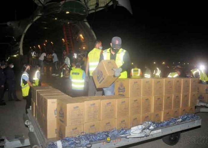 Ayuda humanitaria para Cuba