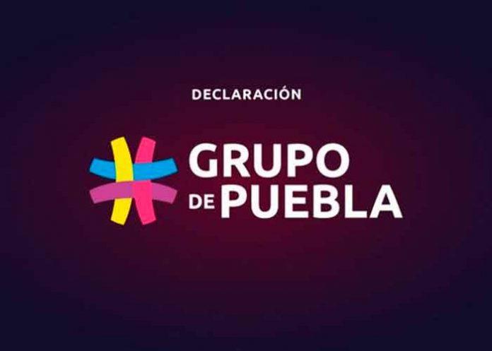 Foto: Grupo de Puebla reitera su respaldo al Gobierno y pueblo cubano/Cortesía