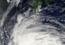 Foto: China se prepara para azote de un tifón / Referencia