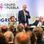 Grupo de Puebla celebra el segundo aniversario con una cumbre virtual