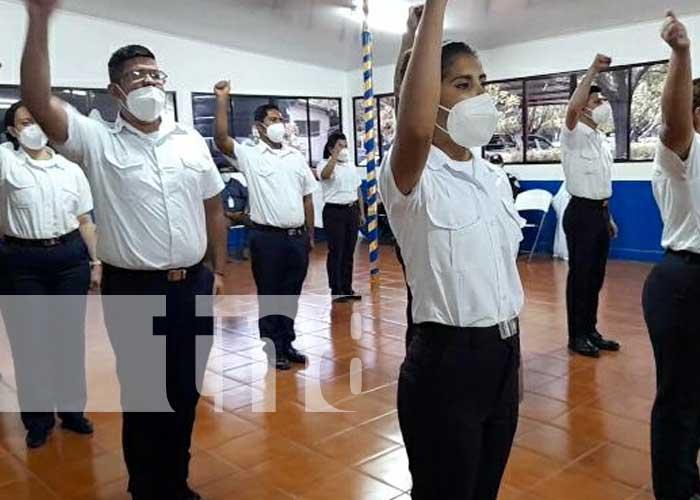nicaragua, migracion, curso, graduacion, servicio,