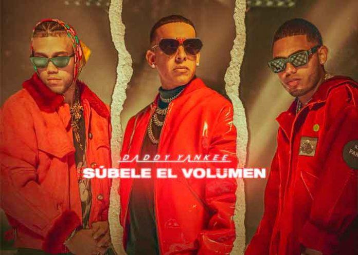 Súbele el Volumen, es lo nuevo de Daddy Yankee con Myke Towers y Jhay Cortez