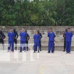 Delincuentes capturados en Nueva Segovia