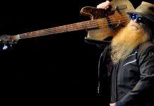 Foto: Dusty Hill el legendario bajista de rock ZZ Top muere a los 72 años / Referencia