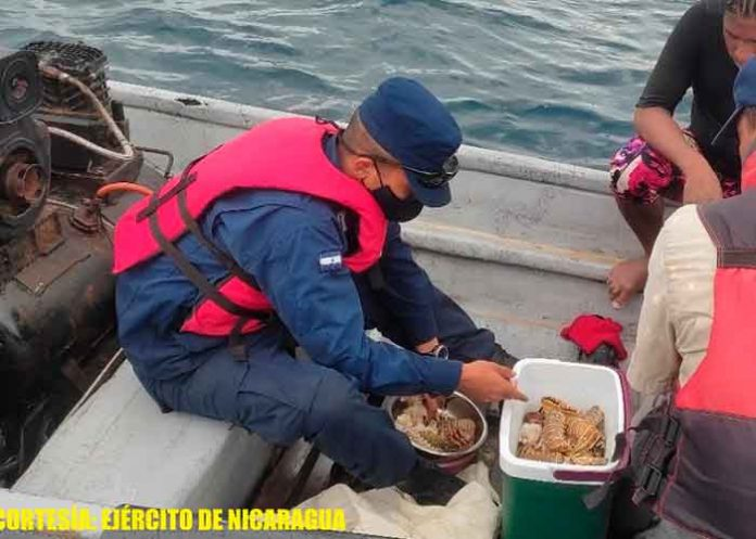 nicaragua, ejercito de nicaragua, bancos de pesca, fuerza naval, minsa, pesca,