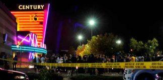 Sala de cine en Estados Unidos