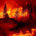 Estados unidos, california, incendio, personas evacuadas,