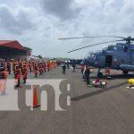 Foto: Ejército de Nicaragua recibe nuevos equipos / TN8