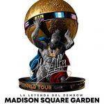 el alfa, musica, concierto, madison square garden, nueva york,