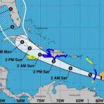 atlantico, elsa, tormenta tropical, huracan, centro nacional de huracanes,