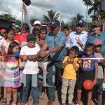 Familias de El Corozo en Matiguás ya cuentan con energía eléctrica / FOTO / TN8