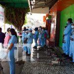 Jornada de fumigación en Laureles Sur, para evitar enfermedades