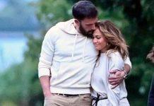 Foto: JLo presume su relación oficial con Ben Affleck con una sexi fotografía/cortesía