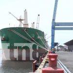 Actividad de importaciones y exportaciones en puertos de Nicaragua