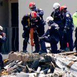 labores de rescate, estados unidos, colapso, derrumbe de edificio, fallecidos,