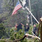 Miles sin energía y advertencias de tornados en Wisconsin, Estados Unidos / FOTO / TN8