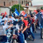 Familias conmemoran los 42 años de la liberación de Estelí / FOTO / TN8