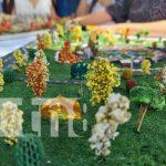 Acto por el concurso sobre parques en Managua