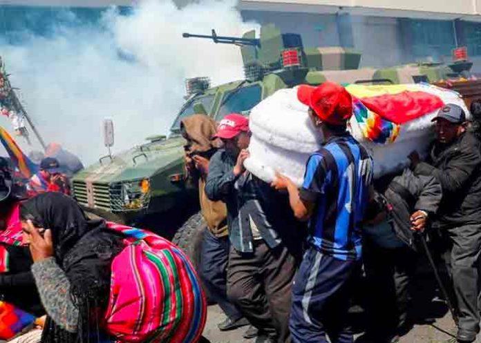 Evo Morales pide investigar a Almagro por «crímenes de lesa humanidad»