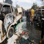 17 muertos y más de 51 heridos por explosión en un mercado de Bagdad