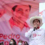 Mandatarios felicitan a Pedro Castillo como nuevo presidente de Perú
