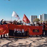 Foto: Celebran la Revolución Sandinista en Brasilia / Cortesía